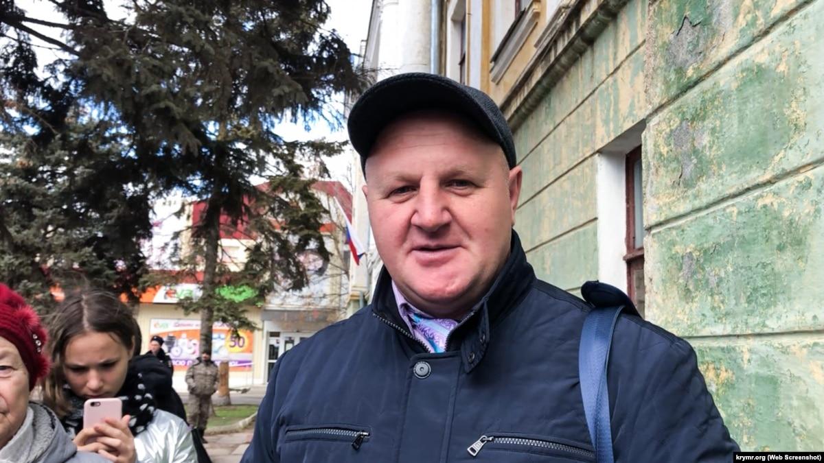 В Крыму «свидетеля Иеговы» приговорили к шести годам колонии