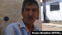 Дайрабай Қабдышев, Шаңырақ тұрғыны. Алматы, 15 шілде 2013 жыл.