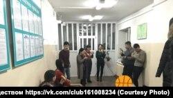Тува, сироты пришли ночевать в Агентство по делам детей