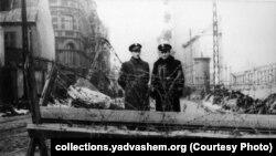 Варшавское гетто - материалы музея Яд ва-Шем