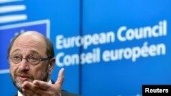 Mjesto njemačkog ministra vanjskih poslova trebao bi preuzeti donedavni predsjednik Evropskog parlamenta Martin Schulz