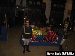 Funeraliile Regelui Mihai, Castelul Peleș, Sinaia, 13 decembrie 2017