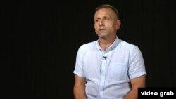 Владимир Балух, крымчанин, бывший политузник