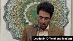 سخنان محمدعلی کامفیروزی خطاب به علی خامنهای در تیر ۹۵ خبرساز شد