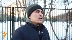 OZOD-VIDEO: Россияда милиция калтаклаган ўзбек муҳожири адолат изламоқда