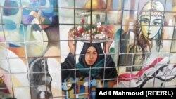 جدارية للفنان عبد الامير المالكي