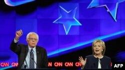 Hillary Clinton la ultima dezbatere publică electorală