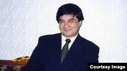 """Сайфиддин Тӯраев, акс аз торнамои """"Фараж"""""""