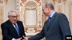 Встреча бывшего советника по безопасности и бывшего сотрудника КГБ