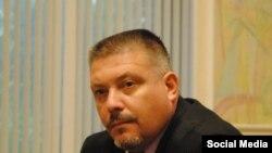 Дмитрий Штыбликов. Фото из Фейсбука