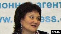 Гульнара Джурабаева.
