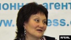 Гүлнара Журабаева.
