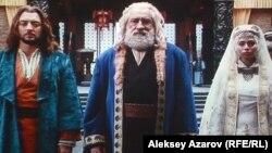 «Теңіз жібек жолы» фильмінен алынған кадр.