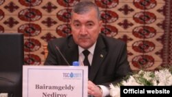 Bairamgeldy Nedirov