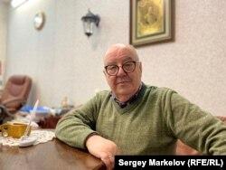 """Mihail Goldenberg: """"Ne postoji takva istorija na tom području."""""""