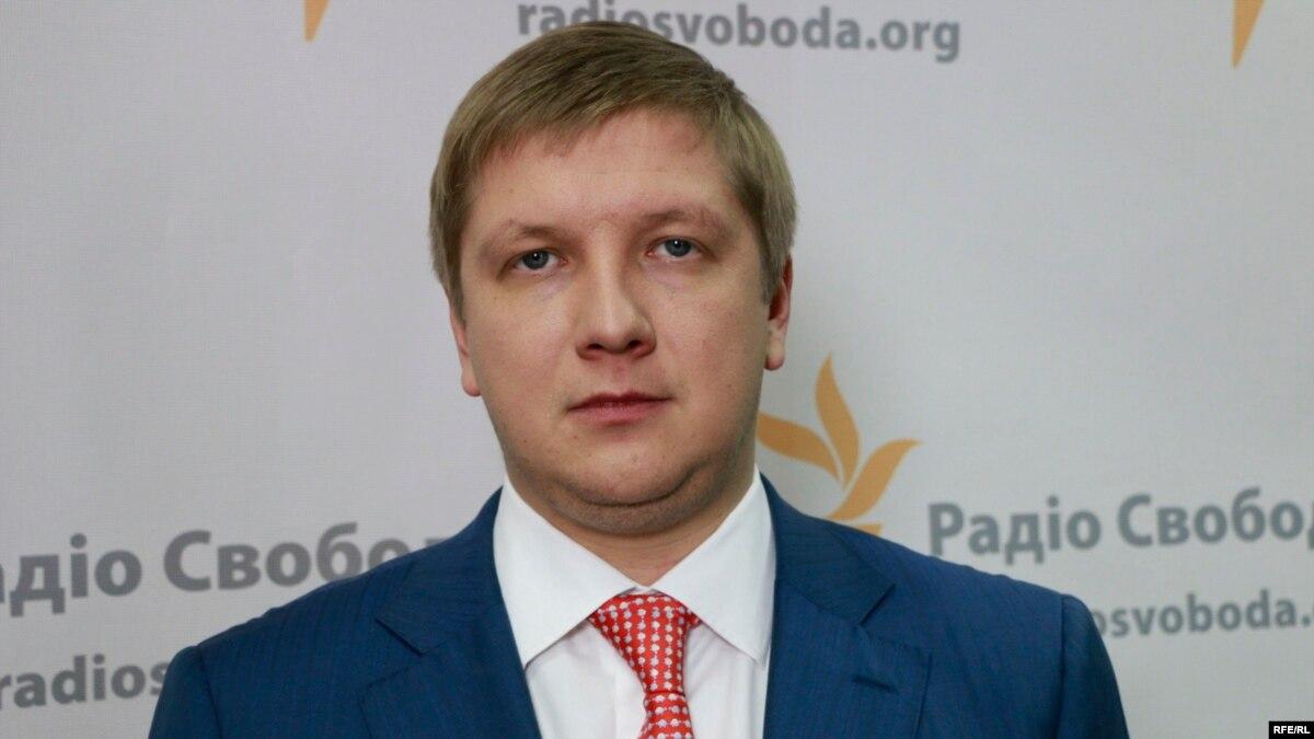 Коболев о переговорах с «Газпромом»: согласованных текстов соглашений по состоянию на сейчас нет