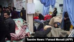 ایران کې زلزله ځپلي
