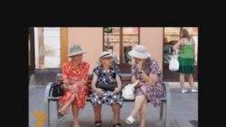 Fețe și priviri de la Sibiu