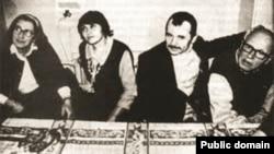 Олена Боннер, Сафінар Джемілєва, Мустафа Джемілєв, Андрій Сахаров