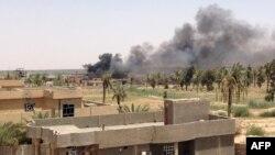 الانبار 16 تموز معارك في منطقة الحصيبة