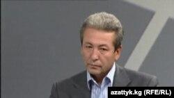 """Лидер партии """"Бутун Кыргызстан"""" Адахан Мадумаров"""