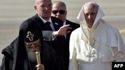 История отношений Грузинской православной и Римско-католической церквей полна недопонимания и настороженности