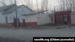 Дом в махалле «Гумбаз» Риштанского района Ферганской области.