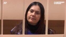 Видео из зала суда: арест няни, обвиняемой в жестоком убийстве ребенка