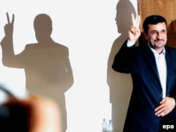 Ирандын президенти Махмуд Ахмадинежад