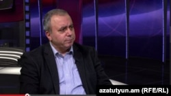 ԱԺ պատգամավոր, նախկին վարչապետ Հրանտ Բագրատյանը «Ազատության» ստուդիայում, արխիվ