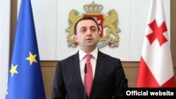 Kryeministri gjeorgjian, Irakli Garibashvili