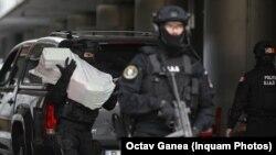 Poliția antidrog din România