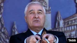 South Ossetian leader Leonid Tibilov has signed a decree scheduling a referendum on changing the name of the Georgian breakaway region.