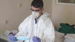 Как выглядит один день из жизни врача, лечащего инфицированных COVID-19