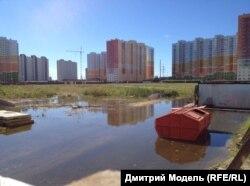"""ЖК """"Новая охта"""", микрорайон Полюстрово"""