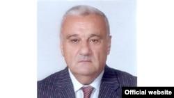 Արարատի նախկին մարզպետ Վարդգես Հովակիմյանը: