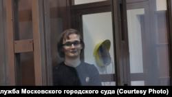 Азат Мифтахов в суде. 9 июня 2021 года
