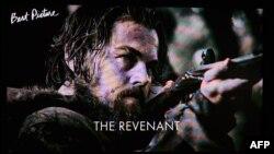 "Fotografija iz filma ""The Revenant"" sa Leonardom DiCapriom u naslovnoj ulozi"