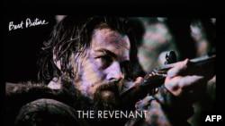 Plakat filma Povratnik sa najviše nominacija