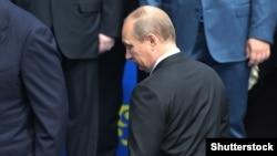 Володимир Путін. Архівне фото