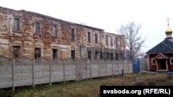 Помнік архітэктуры 18ст., будынак базыльянскага кляштара