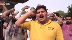 Мухаммед пайгамбардын карикатурасына каршы акция
