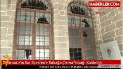 Վնասվել է Դիարբեքիրի Սուրբ Կիրակոս հայկական եկեղեցին