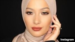 Нура Афиа, ставшая лицом торговой марки CoverGirl.