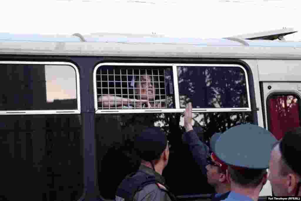"""""""Товарищи полицейские, ваши действия не санкционированны"""""""