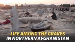 Life Among The Graves In Northern Afghanistan