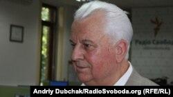 Перший президент України Леонід Кравчук
