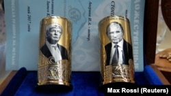 Сувениры в аэропорту Санкт-Петербурга