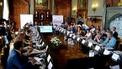 Язык аннексии и Ливадийский форум   Крымский вечер