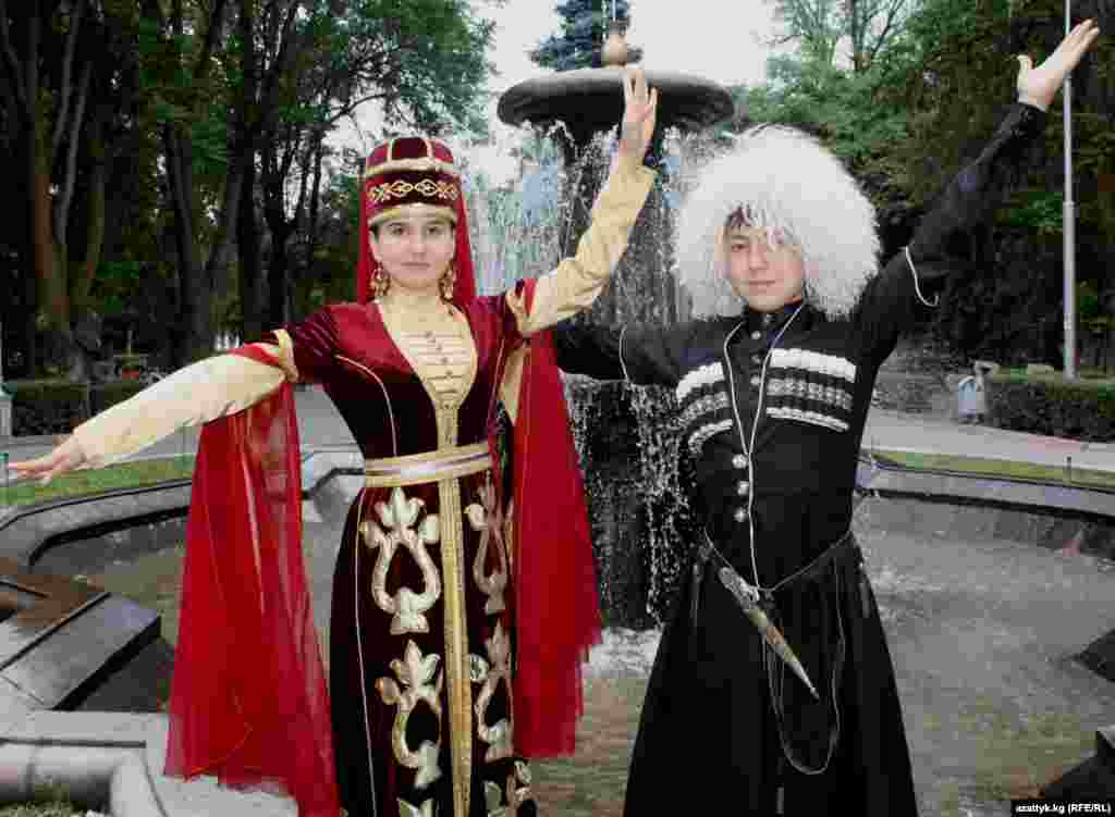 Диаспора карачаевцев в Кыргызстане